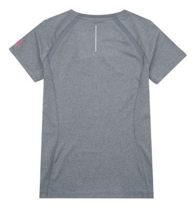 THE NORTH FACE Tシャツ・カットソー (ザノースフェイス) W'S CITY RUN S/S R/TEE CHARCOAL NT7UJ31K(6)