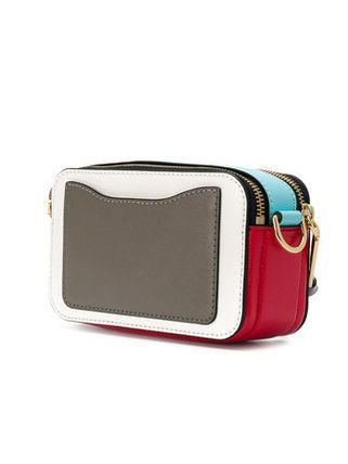99c93c7c13c1a ... MARC JACOBS ショルダーバッグ・ポシェット Marc Jacobs☆Snapshot Leather Camera Bag  PORCELAIN MULTI( ...