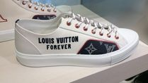 【Louis Vuitton】Louis Vuittton Foreverタトゥー・ライン