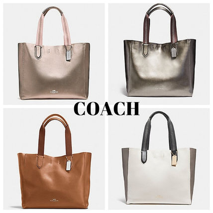 COACH B4も入る LARGE DERBY TOTE