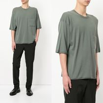 LEMAIRE(ルメール) Tシャツ・カットソー ∞∞LEMAIRE∞∞ クルーネックTシャツ☆グレー