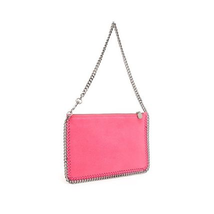 Stella McCartney クラッチバッグ SALE【Stella McCartney】FALABELLA クラッチバッグ Fuxia(3)