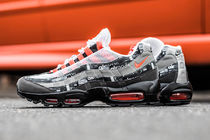 Atmos x Nike Air Max 95 'We Love Nike' shoebox EMS郵便局対応