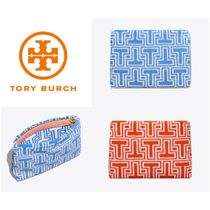 【TORY BURCH】T TERRY COSMETIC CASE