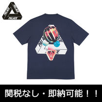 即納 国内発PalaceSkateboards SANS FERG T-SHIRT パレス