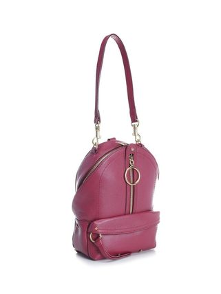 See by Chloe バックパック・リュック 【シーバイクロエ】Berry Pink Mino Mini Backpack Pink(4)