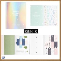 ★Kikki.K★内容盛り沢山!/Paper Lovers Book/Lucky Stars☆