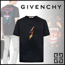 GIVENCHY ジバンシィ 18AW  MAD LOVE TOUR Tシャツ*Slim fit