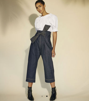 PAPER London - Puff Top White