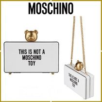 Moschino★This Is Not A Moschino Toy クラッチ・ショルダー