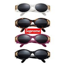 送関込 Week13 Supreme Plaza Sunglasses サングラス 4色