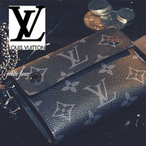 Louis Vuitton*雑誌掲載* チェーン コンパクト ウォレット