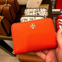 Tory Burch コインケース★Emerson Zip Coin Case★オレンジ