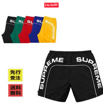 【BUYMA最安値】SS18 SUPREME Arc Logo Water Short