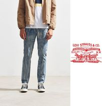 Levi's 510 Rolled Up Dollar スキニー ジーンズ