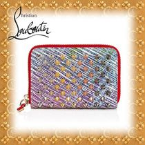 2018SS☆Christian Louboutin☆Panettone Coin Purse Multi