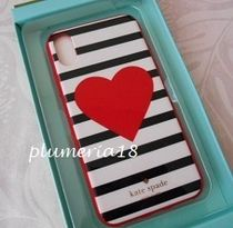 sale!kate spade new york-heart stripe for iPhoneX