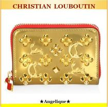 CHRISTIAN LOUBOUTIN 人気のPanettone Leather Coin Purse