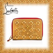 2018SS☆Christian Louboutin☆Panettone Coin Purse Gold