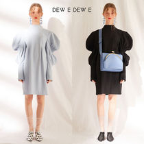 DEW E DEW E(ドュイドュイ) ワンピース ★DEW E DEW E★ BALLOON SLEEVE DRESS