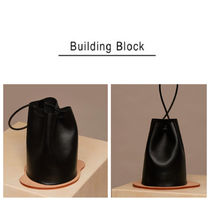 【BUILDING BLOCK】●日本未入荷●Melted Disc Wristlet