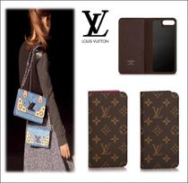 完売前に!Louis Vuitton ★IPHONE 7/8  PLUS  FOLIO 携帯ケース