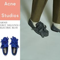 ACNE Arnis Textile fibres Loafers テキスタイルローファー 2色