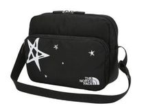 (ザノースフェイス) KIDS CROSS BAG JET BLACK NN2PJ04T