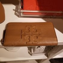 2018SS♪ Tory Burch ★ BOMBE T ZIP CONTINENTAL WALLET