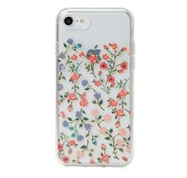 Sale!【Kate Spade】花柄☆iPhone 6/6S/7/8 ケース(クリア)