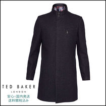 TED BAKER(テッドベーカー) コートその他 Sale!! Ted Baker Wool Funnel Neck Overcoat ウールコート
