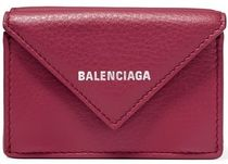 ★関税負担★BALENCIAGA★TEXTURED-LEATHER WALLET