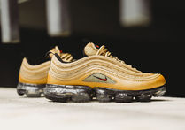 ☆激レア入手困難☆Air Vapormax 97 in Metallic Gold☆