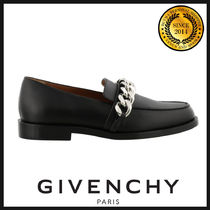 GIVENCHY ジバンシィ チェーンローファー BE2004E