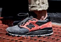 300足限定話題最新!New Balance 998 Todd Snyder Sunset Pink