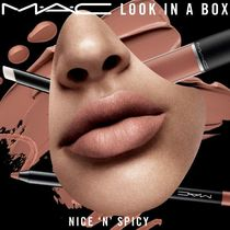☆海外限定色☆【MAC】Look In A Box: NICE 'N' SPICY