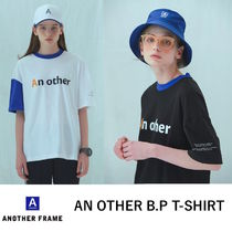 ANOTHER FRAME(アナザーフレーム) Tシャツ・カットソー 日本未入荷★ANOTHER FRAM★AN OTHER B.P T-SHIRT ユニセックス