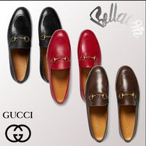 2018ss 新作 GUCCI Gucci Jordaan leather loafer
