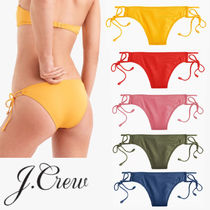 ボトム単品♡J.Crew Playa Malibu side-tie bikini bottom
