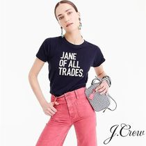 "[関税送料込] Prinkshop x J CREW ""Jane of all trades"" Tシャツ"