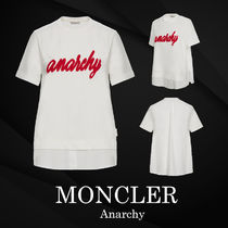 18SS Moncler T-shirt Anarchy