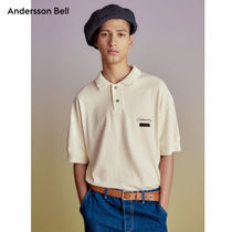 ANDERSSON BELL(アンダースンベル) Tシャツ・カットソー ANDERSSON BELL正規品★18SS シグニチャーピケシャツ★UNISEX