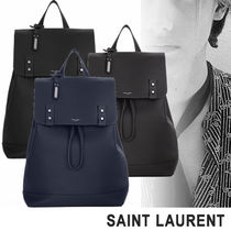 【SAINT LAURENT】Sac De Jour Souple Backpack