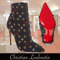 Christian Louboutin So Kate Logo Bootie 関税送料込