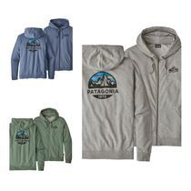 Patagonia Mens Fitz Roy Scope Lightweight FullZip Hoody 3色