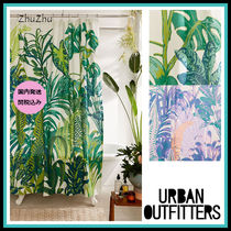 UrbanOutfitters★Dreamy Jungleシャワーカーテン★国内発送