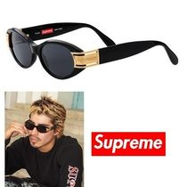 ★Supreme★  Plaza Sunglassess  week 13  SS 18