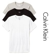 ★送料・関税込み★3 Pack Cotton Classic Crew Neck T-Shirts