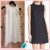 関税込★Kate Spade★pom embroidered dress☆セール☆