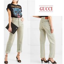 【GUCCI】carrot fit 80's jeans☆送料込み